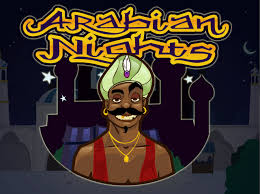 Arabian Nights Mr Green