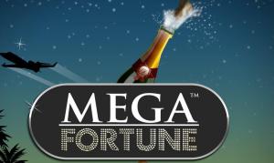 Mega Fortune pelivalikoima